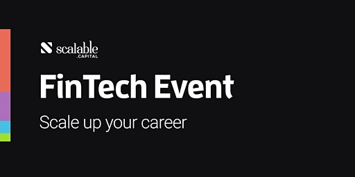FinTech Event - Scale up your career
