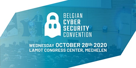 Belgian Cyber Security Convention tickets
