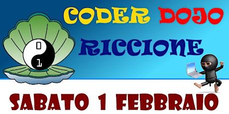 CoderDojo Riccione #23 biglietti