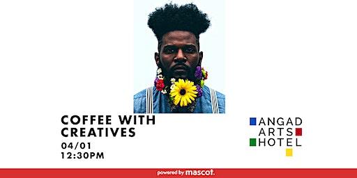 Coffee With Creatives | Brandon Alexander Williams, Professor, Poet