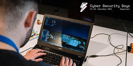 Cyber Security Days 2020 – Capture The Flag Tickets
