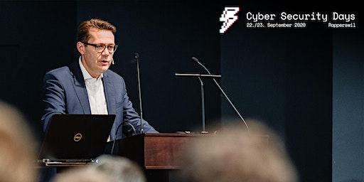 Cyber Security Days 2020 – Referate und Breakout Sessions