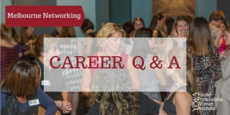 Young Professional Women Australia - Melbourne Networking Drinks - Feb 2020 tickets