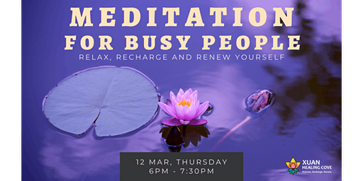 Meditation Workshop