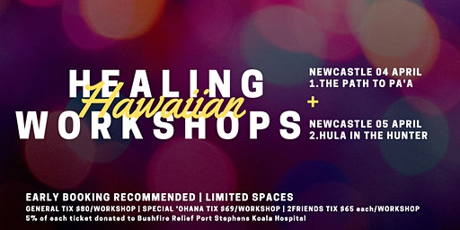 LEARN HEALING WORKSHOP: The Path to PA'A - Introduction to Hawaiian Spirituality