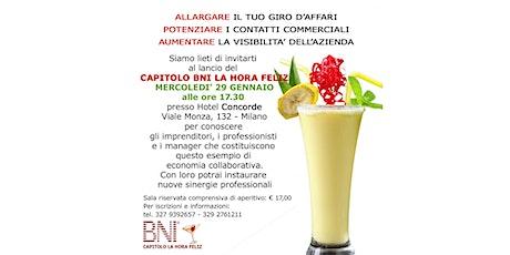 LANCIO CAPITOLO LA HORA FELIZ biglietti
