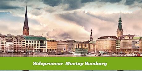 1. Sidepreneur-Meetup Hamburg - nebenberufliche Gründer, Unternehmer & Selbstständige Tickets