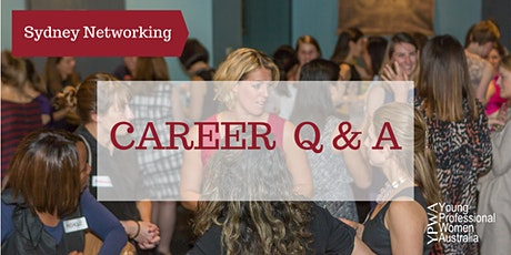 Young Professional Women Australia - Sydney Networking Drinks - Feb 2020 tickets