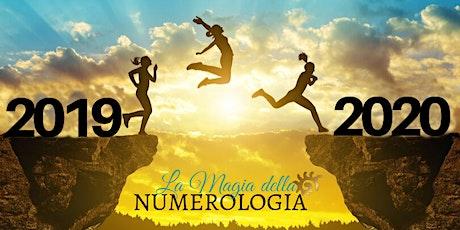 Conferenza Gratuita Numerologia Brescia biglietti