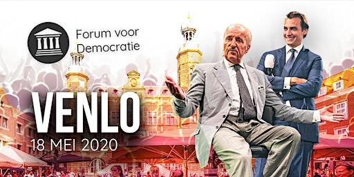 Forum voor Democratie in Venlo
