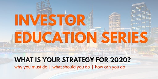 What is your property strategy for 2020?