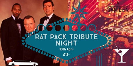 Rat Pack Night tickets