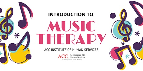Introduction to Music Therapy Workshop tickets
