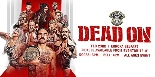 "Over The Top Wrestling Presents ""Dead On"""