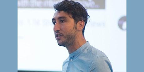 Responsible Robotics, Dr Marcello Ienca, ETH Senior Researcher, Geneva billets