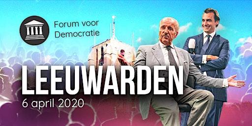 Forum voor Democratie in Leeuwarden