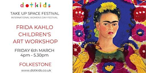 Frida Kahlo Children's Art Workshop