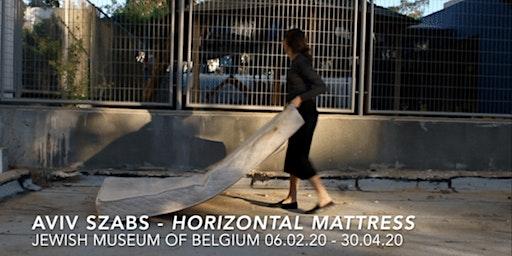 Opening | Aviv Szabs - Horizontal Mattress