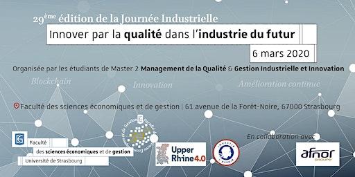 FSEG-Journée Industrielle 2020