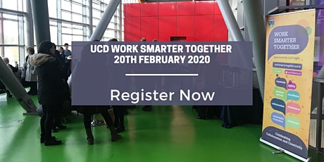 Work Smarter Together - 20th February 2020 tickets
