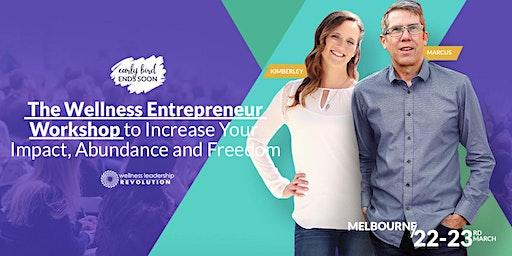 Wellness Leadership Revolution - Melb, AU | February 22-23, 2020