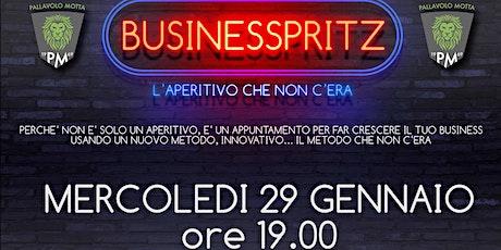 Businesspritz 2-2020 biglietti