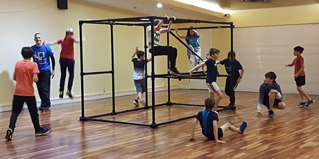 Rotate Performance Parkour tickets