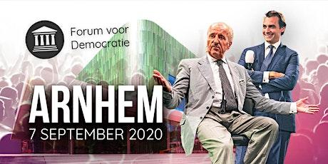 Forum voor Democratie in Arnhem tickets