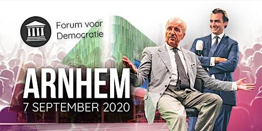 Forum voor Democratie in Arnhem