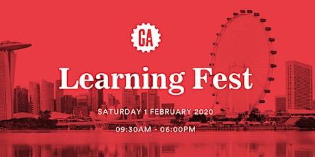 GA Learning Fest tickets