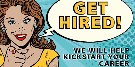 GRADFORCE presents GET HIRED! tickets