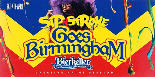 Sip 'N Stroke | Goes Birmingham | Paint Party