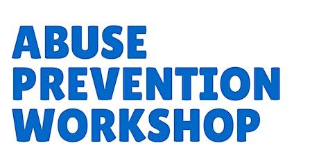 Abuse Prevention Workshop tickets
