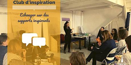 Club d'inspiration de développement personnel – Le sens billets