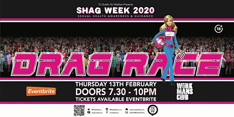 TU Dublin SU -  DRAG RACE 2020 tickets