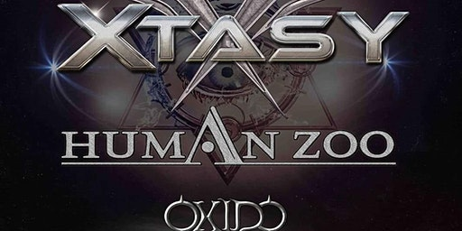 Concierto Xtasy Human Zoo Oxido Sala Totem
