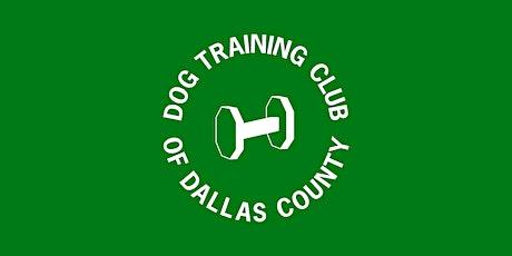 Intermediate - Dog Training 8-Thursdays at 7pm beginning March 12th tickets