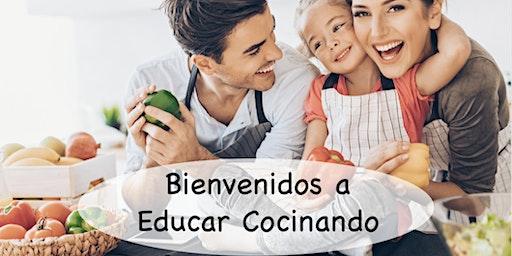 Taller Educar Cocinando