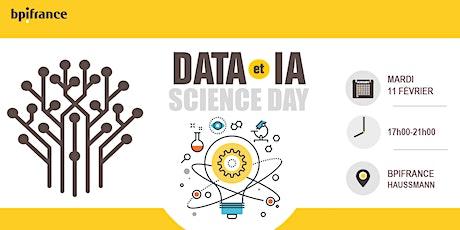 Data Science Day #1 @Bpifrance @Data&IA tickets