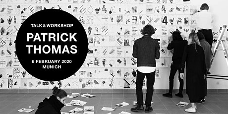 MATES x TOCA ME Creator's Lab: PATRICK THOMAS Talk & Workshop billets