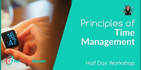 Principles of Time Management tickets