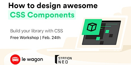 (DATE CHANGED) How to Design Awesome CSS Comp tickets
