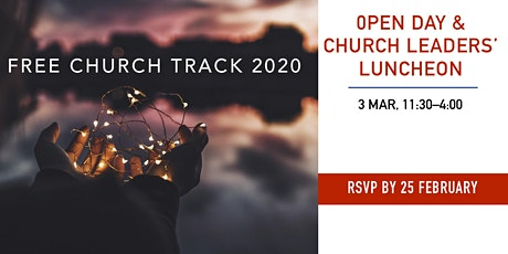 Free Church Track - Open Day tickets
