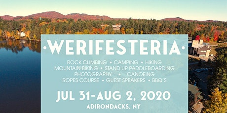 Werifesteria presented by Crua Outdoors tickets