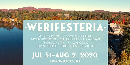 Werifesteria presented by Crua Outdoors
