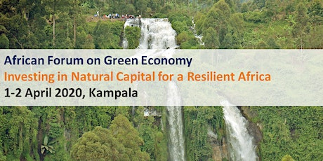 African Forum on Green Economy : Investing in Natural Capital tickets