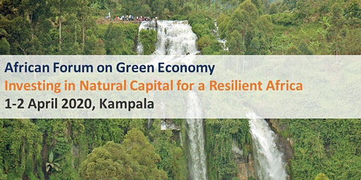 African Forum on Green Economy : Investing in Natural Capital
