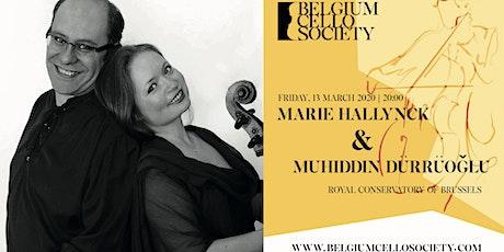 Marie Hallynck & Muhiddin Durruoglu | BCS 19/20 tickets