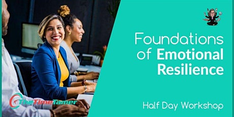 Foundations of Emotional Resilience tickets