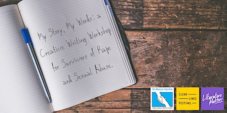 My Story, My Words: a Creative Writing Workshop for Survivors of Rape tickets